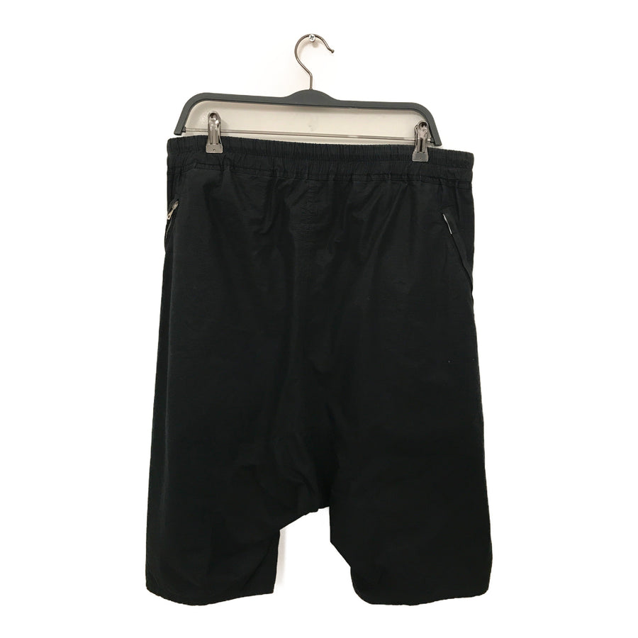 RICK OWENS DRKSHDW//Shorts/9/BLK/Others/Plain