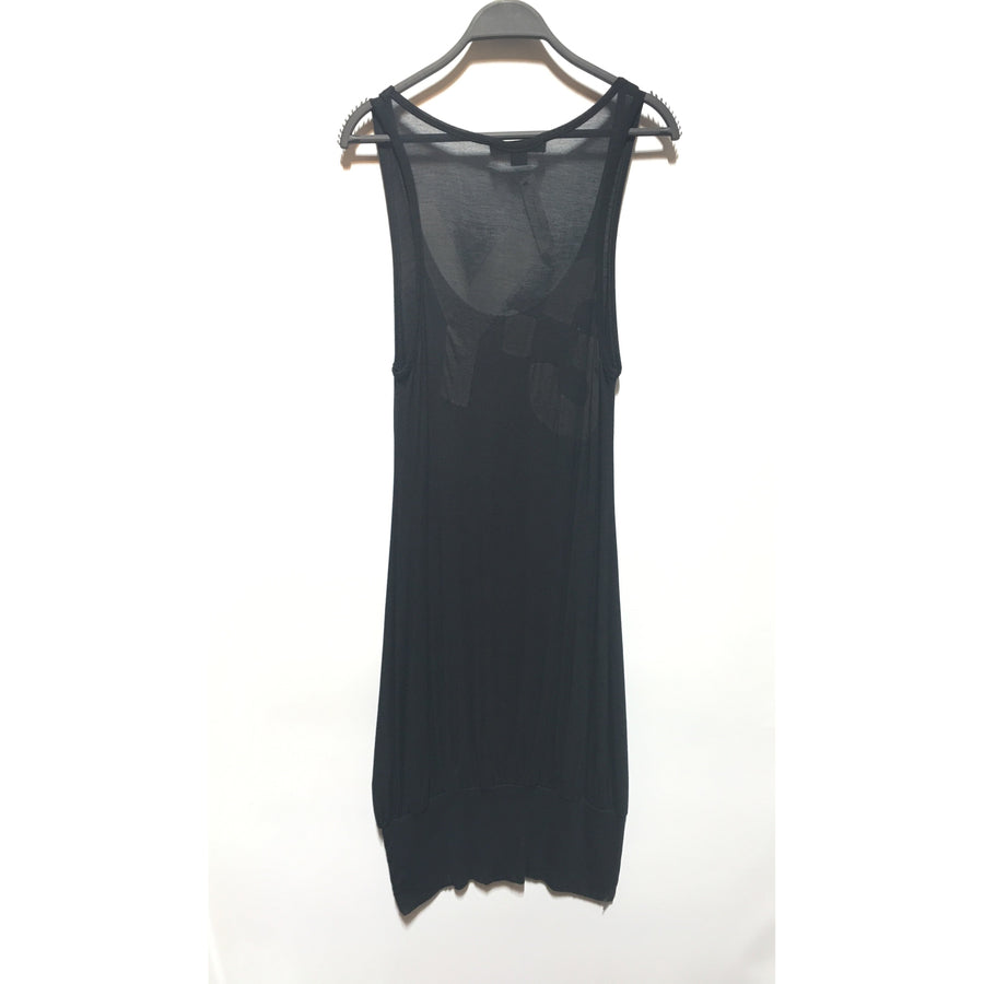 Y-3/SL Dress/M/Rayon/BLK