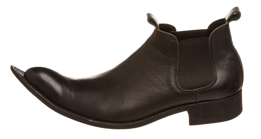 COMME des GARCONS HOMME PLUS/Boots/26cm/BLK/Leather/2015model57