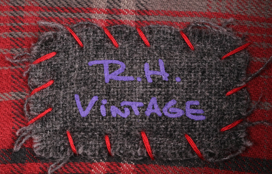 R.H. VINTAGE/Shirts/L/RED