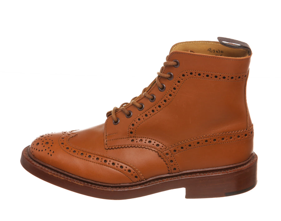 Tricker's/Boots/UK8/BRW/Leather