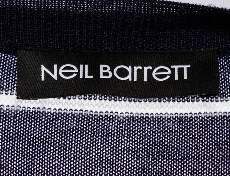 NEIL BARRETT/Cardigan/NVY
