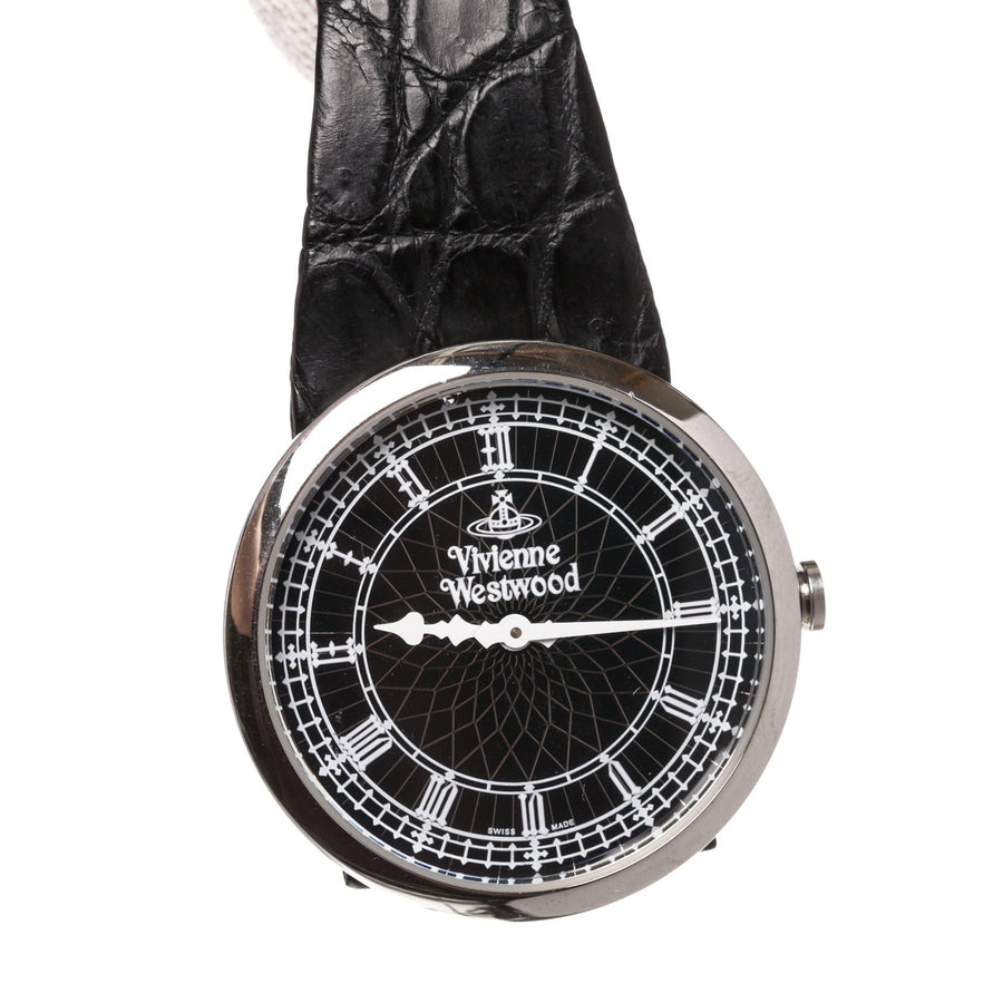 Vivienne Westwood/Quartz Watches/Analogue/BLK