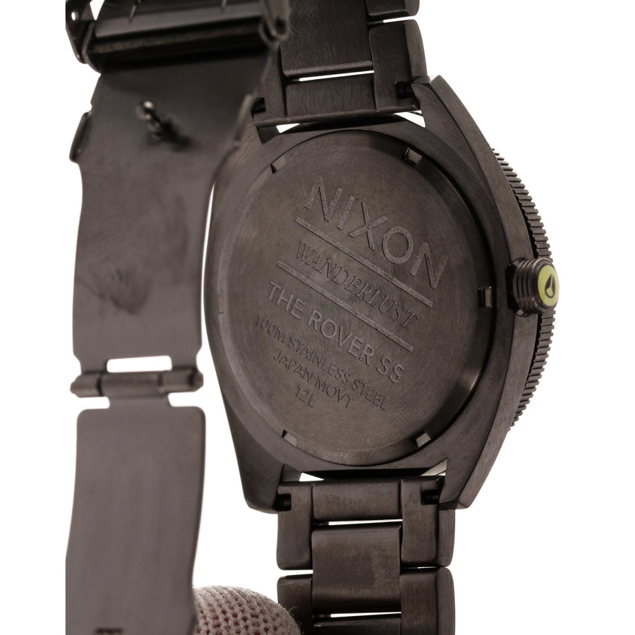 nixon/THE ROVER SS/Quartz Watches/Analogue/