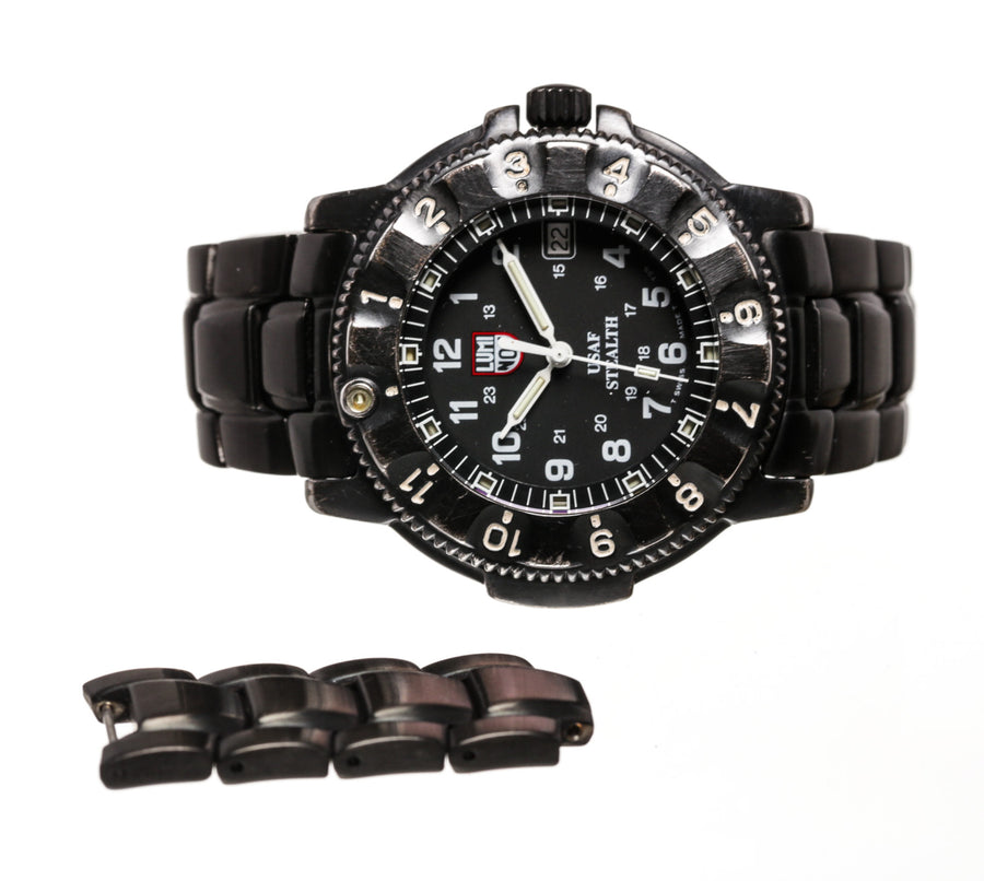 LUMINOX/NIGHTHAWK/Watches/Analogue/SIRIES 3400