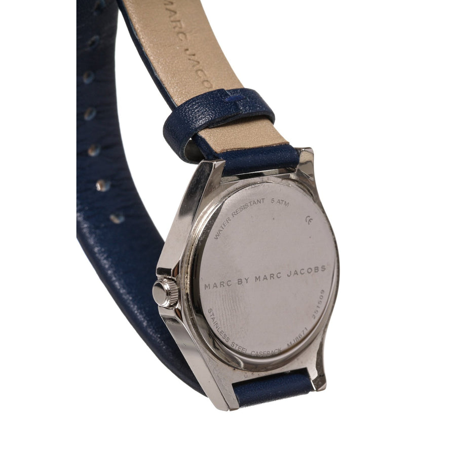 MARC BY MARC JACOBS/Quartz Watches/Analogue/NVY