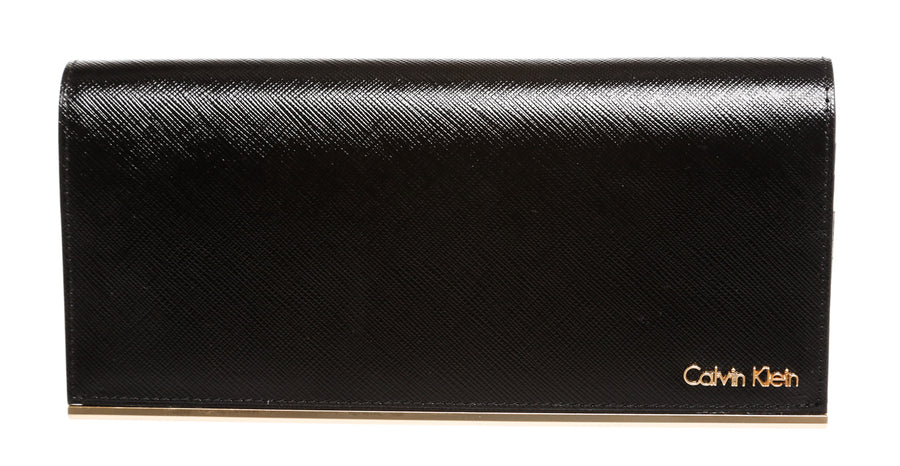 Calvin Klein/Long Wallet/BLK