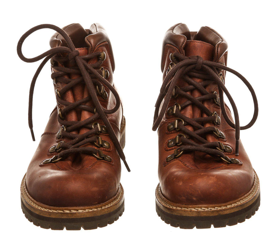 AIGLE/CARTWELL/Lace Up Boots/41/BRW/Leather