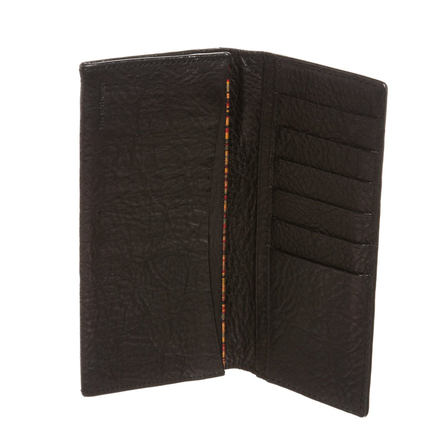Paul Smith/Long Wallet/BRW/Leather