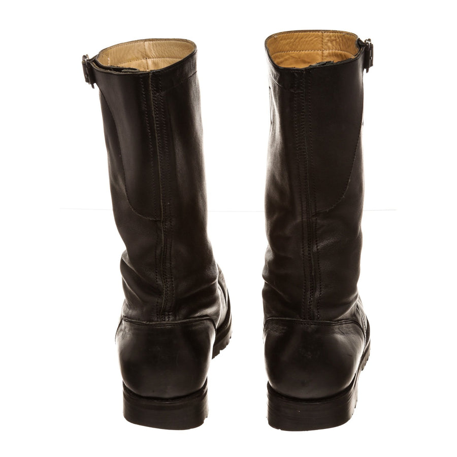 NUMBER (N)INE/Biker Boots/06AW/26.5cm/BLK