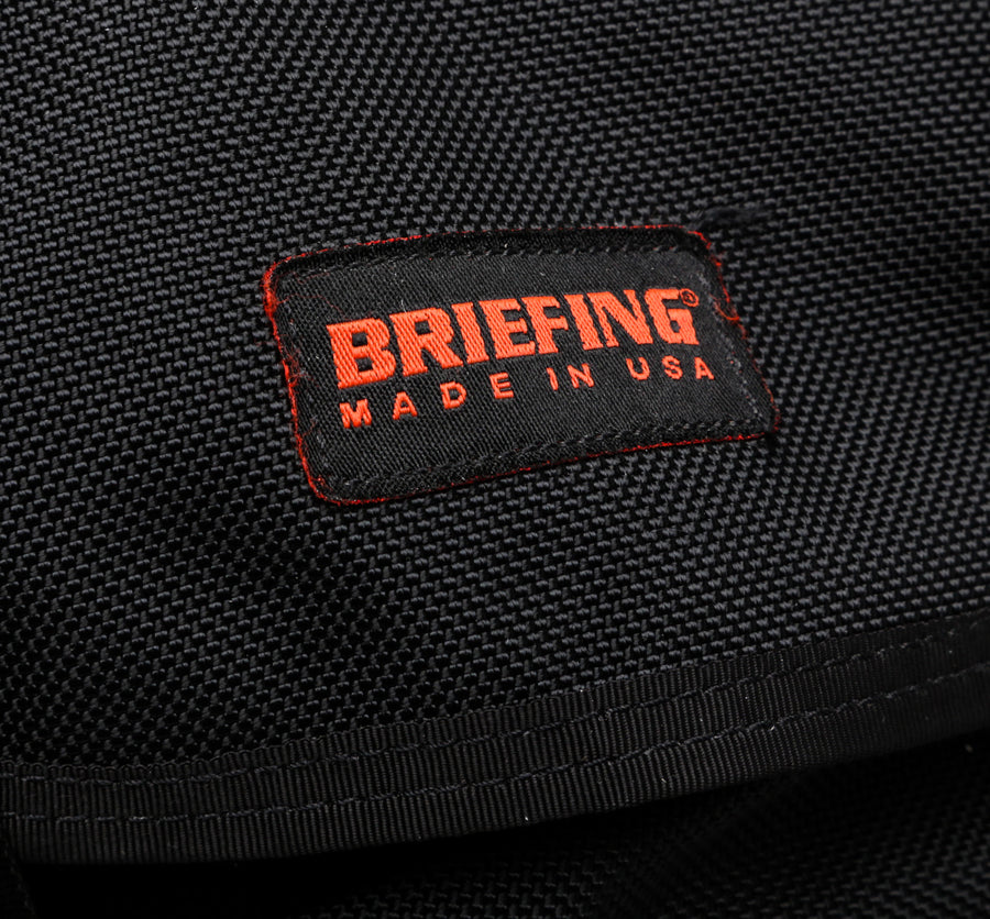 BRIEFING/Backpack/Nylon/SIMPLEFLAP