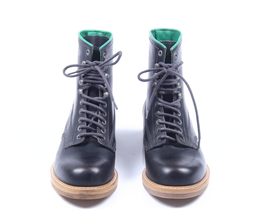 DIESEL/Boots/UK9.5/BLK/Leather