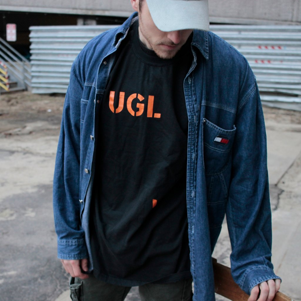 "Block The Wind x Nick Genesio -  ""OrangeUgly01"""