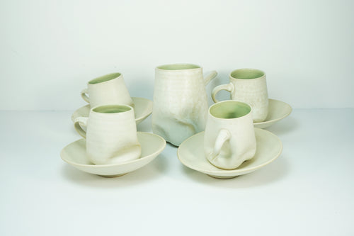 SET À CAFÉ - COFFEE SET