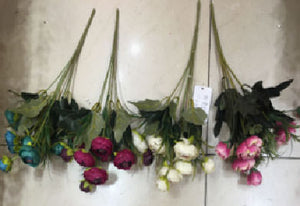 Artificial Flower 900201 - Green