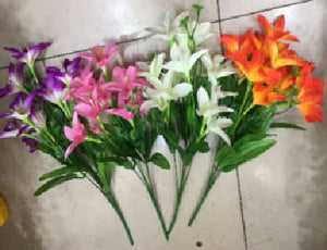 Artificial Flower 900113 - White