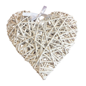 Willow Heart Large - White (9300000462001)