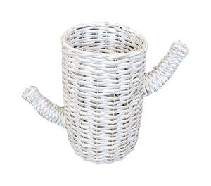 Willow Vase Cactus shape 16x30 - White