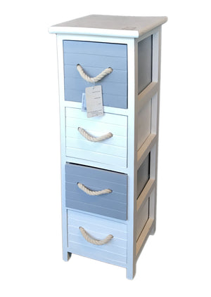 Storage Cabinet with 4 Drawers                                    (9300013080901)