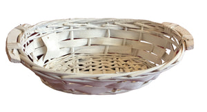 Bread Basket Oval Shape White                                      (690 00156890001)