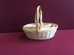 Oval Shape Basket 3 in 1 Set - Original 69000000040501 69000000040502 69000000040503)