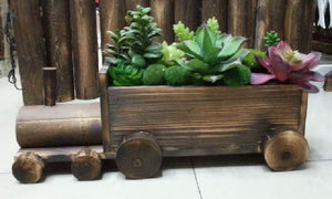 Wooden Crate Train - 9012