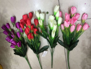 Artificial Flower 900109 - White