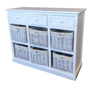 Storage Cabinet with 6x Baskets                                  (9300000091284)