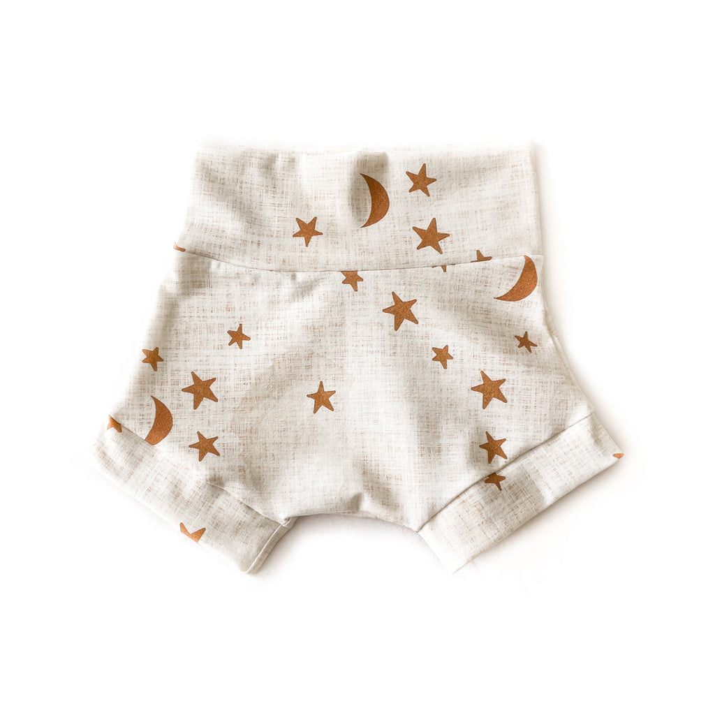 golden star shorties