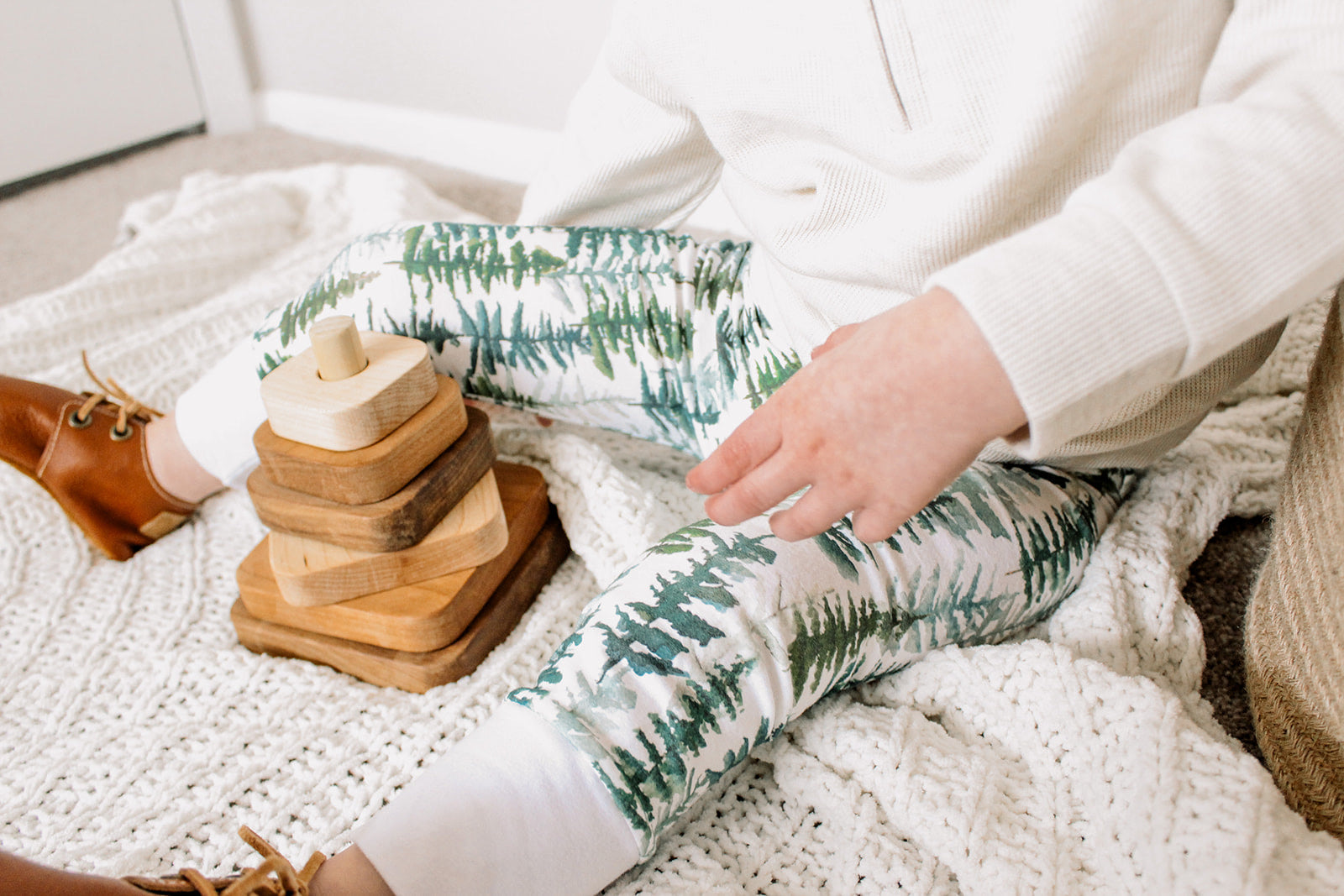 Evergreen Tree Leggings