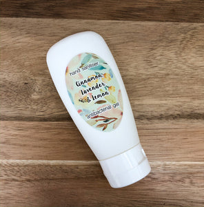 Natural Hand Sanitiser | Pureheaven