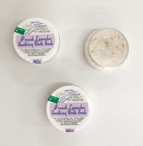 French Lavender Bath Salts