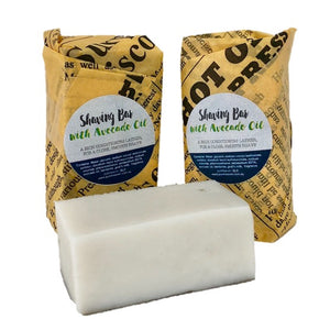 Natural Handmade Shaving Soap Bar for Men
