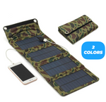 Solar Power Bank Battery Charger