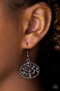 Dream TREEHOUSE - Black Earrings