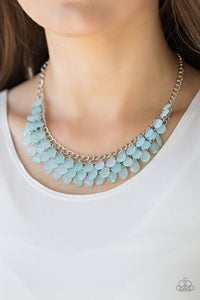Next In SHINE - Blue Necklace Set