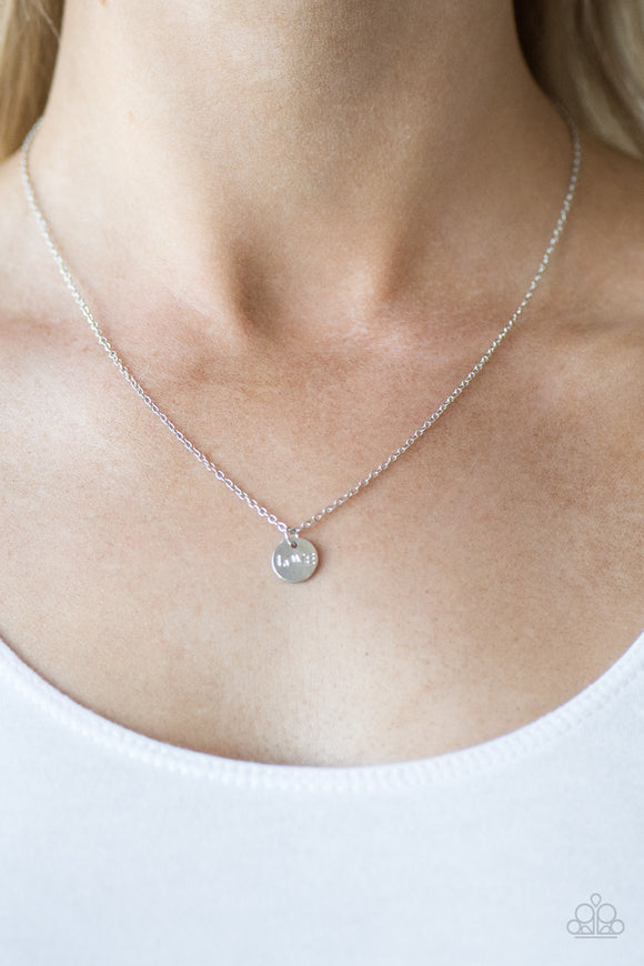 Love at First Shine - Silver Necklace Set