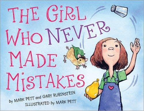 Sourcebooks The Girl Who Never Made Mistakes