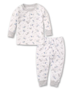kissy kissy Pups Toddler Pajama Set