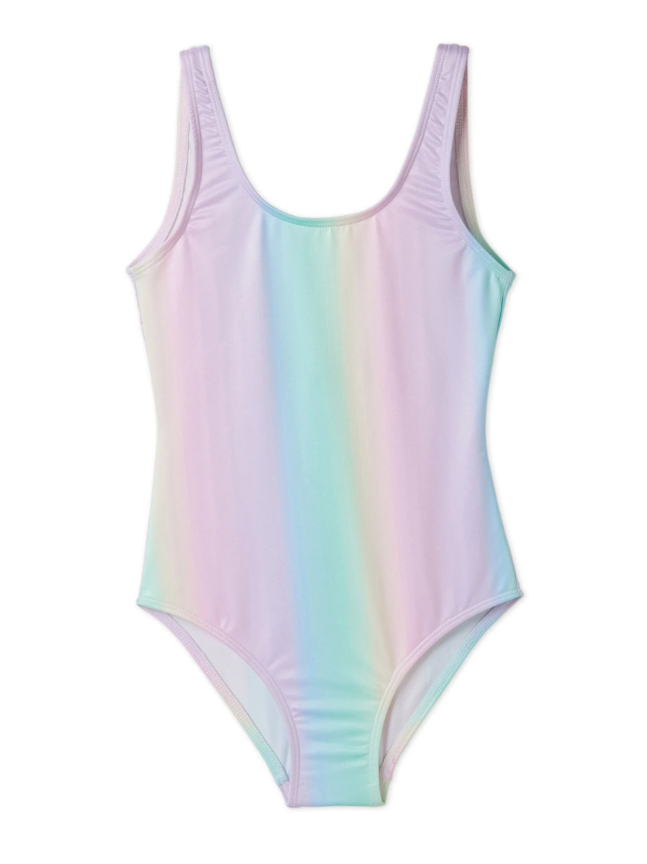 Stella Cove Rainbow Tank Swimsuit