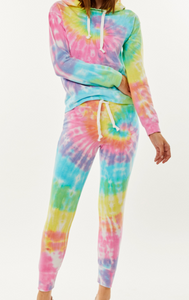 Generation Love Tie Dye Rainbow Set