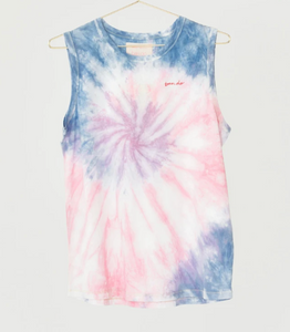 ban.do Summer Tie Dye Tank