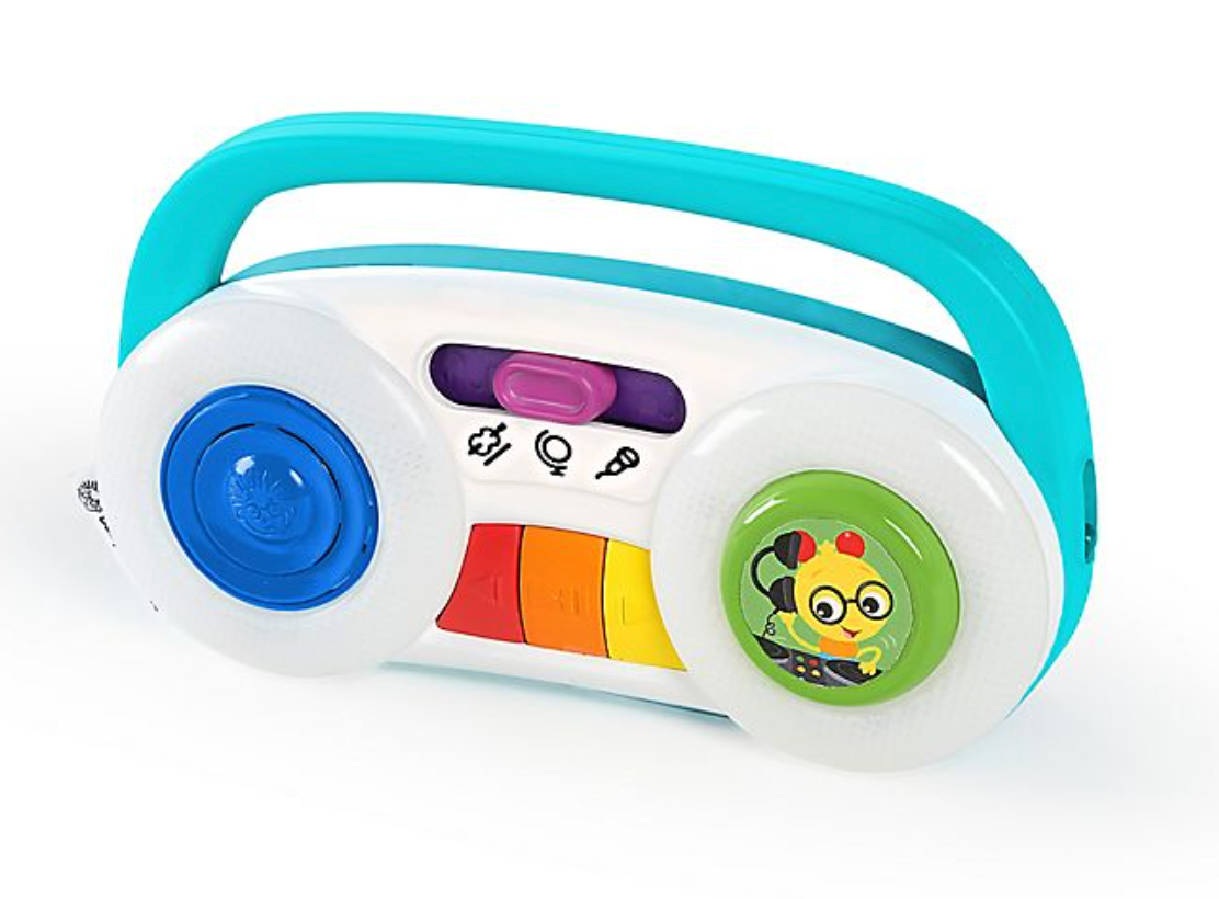 Baby Einstein Toddler Jams Musical Toy
