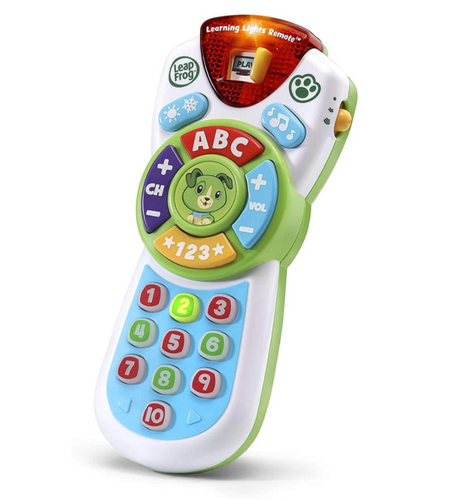 LeapFrog Green Learning Lights Remote Deluxe