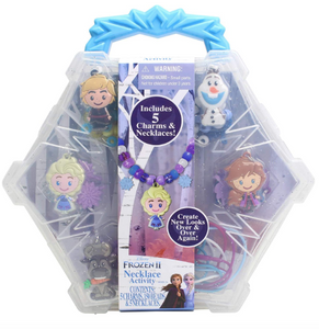 Make It Real Frozen 2 Necklace Activity Kit