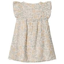 Louis Louise Anne Indian Flower Dress