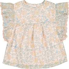 Louis Louise Jasmin Indian Flower Tunic
