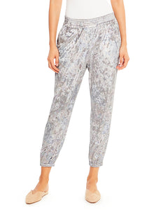 Amanda Uprichard Beacon Silver Pants