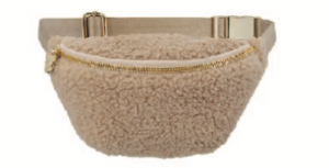 Stoney Clover Lane Cozy Hazelnut Fanny Pack
