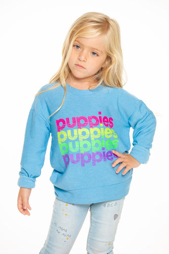 Chaser Kids Puppy Pullover